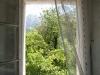 Author\'s bedroom window in Theth—lucky author!