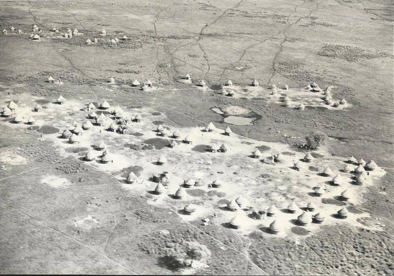 Isolated village (photo Steven Schewe).